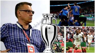 """Previziunile lui Andrei Vochin pentru Euro 2020: """"Ne îndreptăm spre o finală Anglia – Italia?"""""""