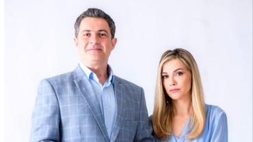 Andreea Ibacka și Mihai Călin formează un cuplu în serialul Adela. Ce relație au cei doi actori