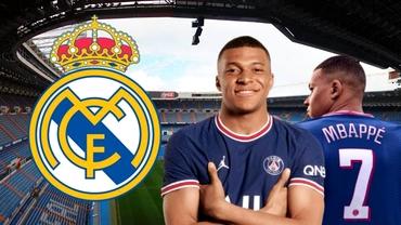 """""""Telenovela"""" Kylian Mbappe la Real Madrid, la final! Ce a decis jucătorul după dubla cu Reims"""