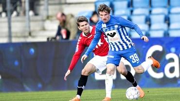 Adrian Petre, triplă în Danemarca! Fostul utist are 13 goluri. Video