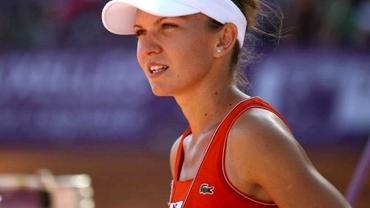 Simona Halep s-a calificat în optimi