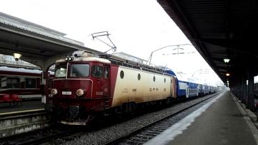 Călătorie marca CFR! Un tren care a plecat cu două ore întârziere din Galați s-a întors în gară după ce s-a defectat