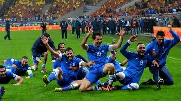 Grecii au antrenor de CLASĂ! Debutează cu România