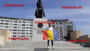 """Povestea românului Mario Camora, căpitanul campioanei CFR Cluj, cel mai nou tricolor: """"De când mi-am cunoscut soția, am știutcă viitorul meu e aici!"""" Reportaj exclusiv la Cluj"""