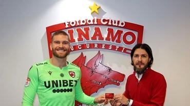 Dinamo și-a găsit portar după plecările lui Hinojo și Mejias! DDB confirmă Fanatik