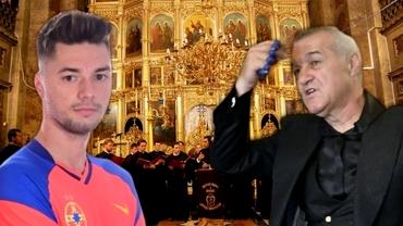 """Motivul surprinzător pentru care Gigi Becali l-a adus pe Andrei Burlacu la FCSB. """"Cântă în cor!"""" Exclusiv"""