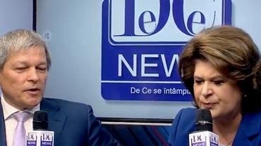 Ce a făcut Rovana Plumb la dezbaterea pentru alegerile europarlamentare. Cu cine s-a confruntat candidatul PSD