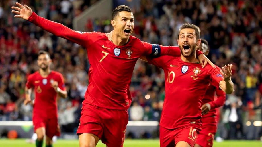Portugalia - Olanda 1-0 VIDEO. Portugalia, prima câștigătoare a Ligii Națiunilor!