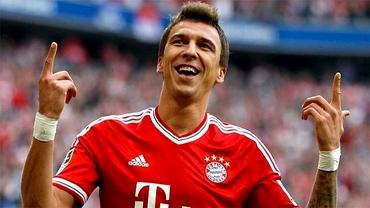 """Mandzukic pleacă de la Bayern! """"Nu mi se potriveşte stilul de joc"""""""