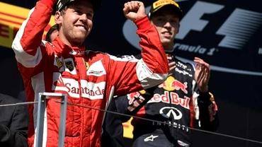 PARIURI. Vettel te putea ÎMBOGĂŢI! Neamţul avea o cotă INCREDIBILĂ în Ungaria