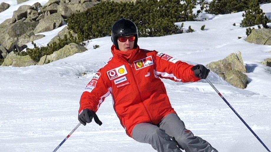 ULUITOR! Rănile GRAVE ale lui Schumacher au fost provocate de mini camera pe care o avea pe cască!