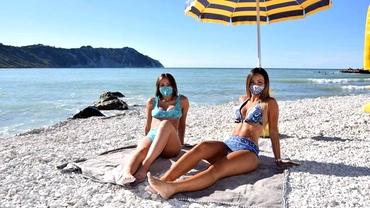 Românii vor putea face plajă cu programare. Regulile stabilite pentru turiștii care merg la mare