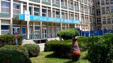 Tragedie la un spital din Slobozia. Un pacient s-a aruncat de la etajul 3
