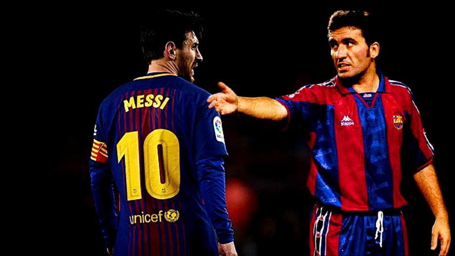 """Hagi, despre plecarea lui Messi de la Barcelona: """"Viața ne arată că totul e trecător!"""""""