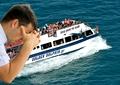 """Ce a pățit un român pe un feribot grecesc! """"La stângul am aproape 30 de copci"""""""