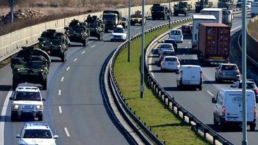 Comuniştii greci au BLOCAT un convoi militar albanez care se îndrepta spre România!