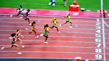 JO Tokyo 2020 sâmbătă, 31 iulie. Jamaica, dominaţie totală la atletism, proba de 100 metri feminin. Nou record olimpic! Video