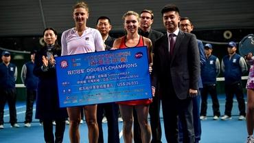 Câţi bani au câştigat jucătoarele de tenis din România în 2020! Simona Halep, afectată de pandemie