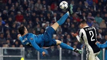 Foto. Aşa tată, aşa fiu! Ronaldo Jr. a imitat