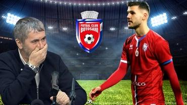 """Andrei Chindriș pleacă de la FC Botoșani! Când ar urma să semneze cu noua echipă: """"Are pregătit înlocuitor!"""". Exclusiv"""