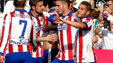 PRIMERA DIVISION / VIDEO: Atletico îl trimite pe Andone în Segunda! Simeone se apropie de Real
