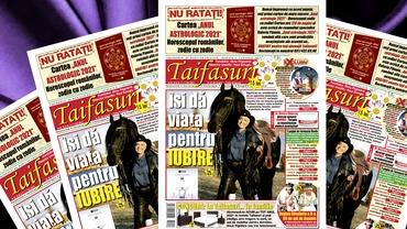 """A apărut revista Taifasuri + cartea de succes """"Anul Astrologic 2021"""", horoscopul românilor zodie cu zodie. Aflați cele mai neașteptate predicții doar din faimoasa carte """"Anul Astrologic 2021""""!"""