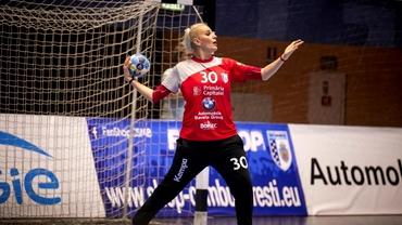 """Paula Ungureanu, acuzată după CSM București - SCM Râmnicu Vâlcea: """"Aduceți alt portar!"""""""