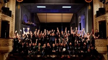 """Teatrul Odeon, teatru... în aer liber?! Cum explică directorul genaral Cristian Șofron această posibilitate """"coborâtă"""" din... acoperiș! Exclusiv"""