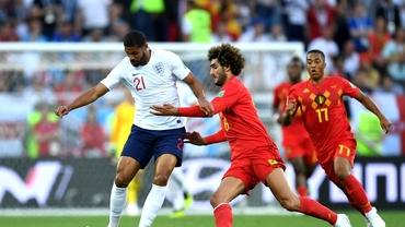 Clasament final Grupa G, la Campionatul Mondial 2018. Belgia şi Anglia în optimi