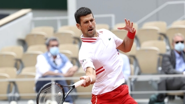 Roland Garros, sferturi de finală. Novak Djokovic - Rafael Nadal, semifinală de vis. Reacţie furioasă a sârbului după victoria cu Berrettini