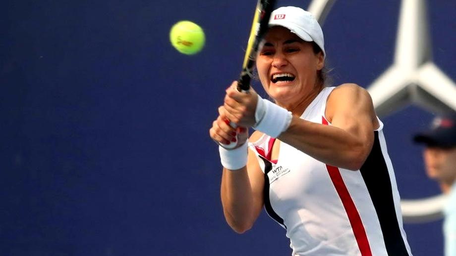 Monica Niculescu, început cu dreptul la turneul WTA din Bucureşti!
