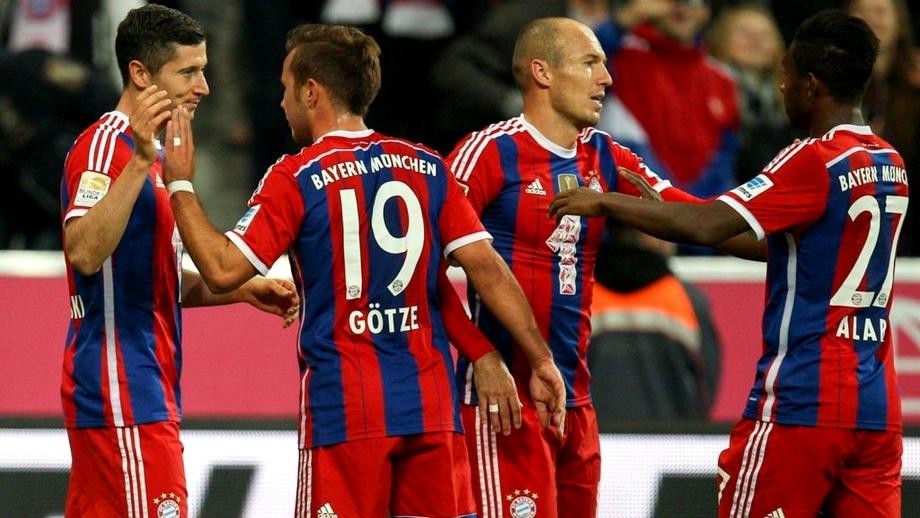 PARIURI. Amical de lux. COTELE pentru Bayern - Inter