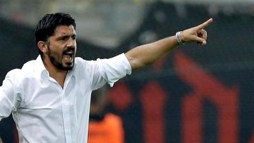 Gattuso, premiat de AC Milan! A semnat prelungirea contractului. Cât va câştiga