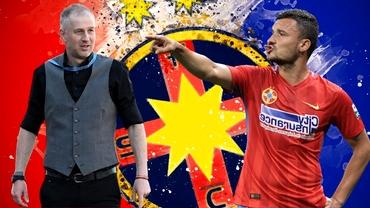 Edi Iordănescu, omul decisiv în transferul lui Constantin Budescu la FCSB! A ținut non-stop legătura cu jucătorul