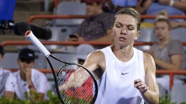Sorana Cîrstea rămâne peste Simona Halep în clasamentul WTA Race. Ce șanse mai au cele două să se califice la Turneul Campioanelor