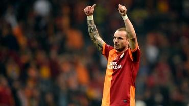 Juventus îi spune ADIO lui Sneijder.