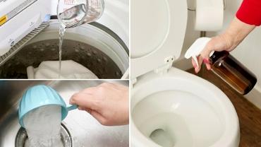 Curățenie generală cu bicarbonat de sodiu. Trucuri pentru baie, bucătărie și holul casei tale