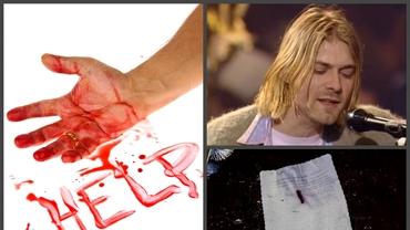 Dosarul morţii lui Kurt Cobain, publicat de FBI. Ce conţine documentul.