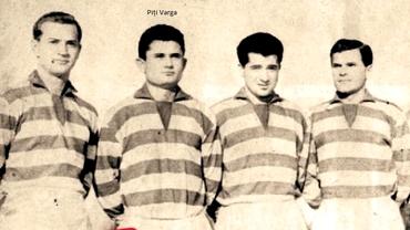 """Dinamo, fotbal și șpriț... Piţi Varga, mai """"candriu"""" decât """"Mopsul"""" Dumitrache ori """"Gâscanul"""" Dobrin. Şi la fotbal, şi la şpriţ!"""