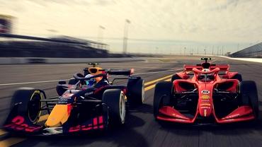 Cum vor arăta monoposturile de Formula 1 în 2021. Primele imagini oficiale