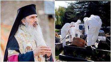 """ÎPS Teodosie contestă protocolul de înmormântare a pacienților Covid: """"Am fost dezonorați"""""""