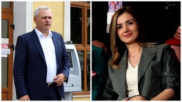 Irina Tănase este în culmea fericirii. Ce fotografie a postat alături de Liviu Dragnea. Foto