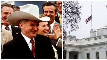 """Cum râdea Nicolae Ceaușescu de americani! """"Dacă noi am da salata pe care mi-au dat-o la Casa Albă..."""""""