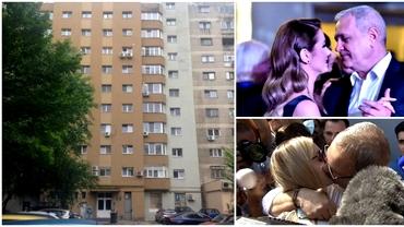 """Foto. Părinții iubitei lui Liviu Dragnea locuiesc lângă stadionul Steaua: """"Irina vine aici să voteze!"""""""