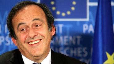 Michel Platini, reales în funcţia de preşedinte al UEFA!