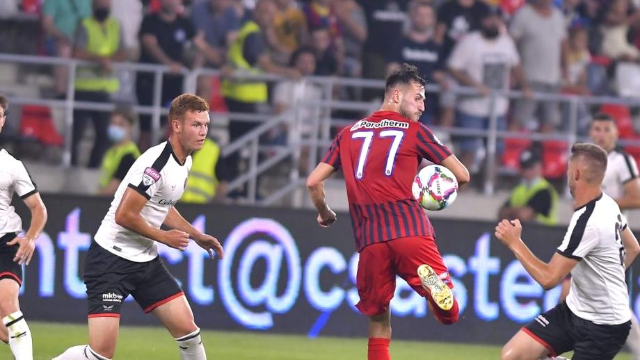 Liga 2, etapa a 2-a. Poli Timișoara a câștigat la Călărași, CSA Steaua a învins pe terenul Viitorului Pandurii. Video
