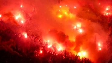 Atenție, CFR Cluj! Steaua Roșie Belgrad, adversar de coșmar pentru echipele românești în cupele europene