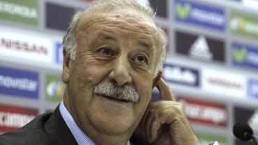 Del Bosque, DECIZIE în privinţa naţionalei Spaniei! Unde va antrena!
