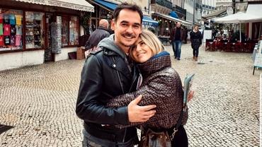 Răzvan Simion, apariţie surpriză după ce a anunţat că s-a despărţit de Lidia Buble. Cu cine s-a afişat matinalul de la Antena 1