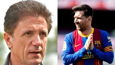 """Gică Popescu, declarație neașteptată despre plecarea lui Leo Messi de la Barcelona: """"Nu cred în această chestiune! La Liga nu-și permite să-l piardă!"""". Exclusiv"""